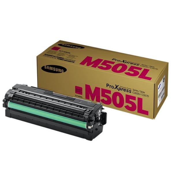 Samsung CLT-M505L/ELS (M505L) Toner magenta, 3.5K pages