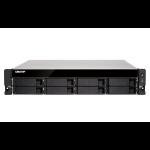 QNAP TS-853BU-RP-4G/24TB-RED 8 Bay NAS