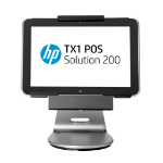 HP TX1 POS Solution 200 POS terminal