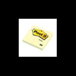 Post-It 654-YE self-adhesive label