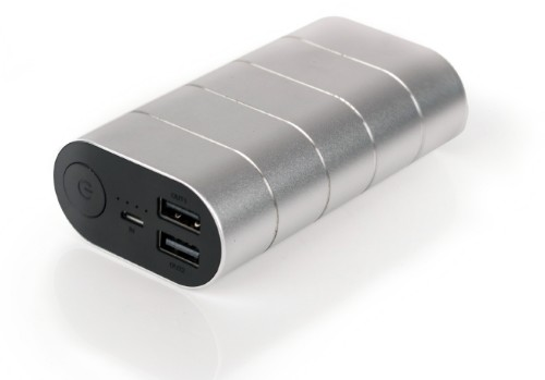 Verbatim 49572 power bank Silver 10000 mAh