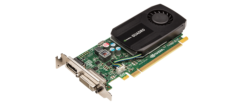PNY VCQK600-PB Quadro K600 1GB GDDR3 graphics card