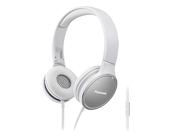 Panasonic RP-HF500ME Binaural Head-band White headset