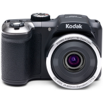 "Kodak PIXPRO AZ252 Bridge camera 16MP 1/2.3"" CCD 4608 x 3456pixels Black"
