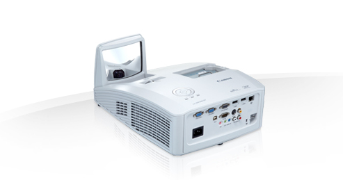 Canon LV WX300UST data projector 3000 ANSI lumens DLP WXGA (1280x800) Portable projector White