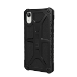 "Urban Armor Gear Monarch mobile phone case 15.5 cm (6.1"") Cover Black"