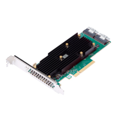 Broadcom MegaRAID 9560-16i controlado RAID PCI Express x8 4.0 12 Gbit/s