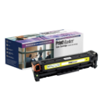 PrintMaster Yellow Toner Cartridge for HP Laserjet Pro 200 Color M 251 NW/-MFP M 276 NWб Canon LBP 7100/7110 Series