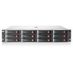 Hewlett Packard Enterprise StorageWorks D2600 disk array 5.4 TB Rack (2U)