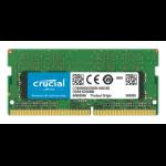 Crucial 16GB DDR4 memory module 2400 MHz