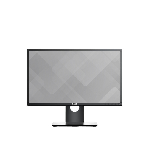 "DELL P2217H 21.5"" Full HD Black LED display"