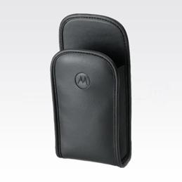 Zebra Soft Case Holster for MC55 funda para teléfono móvil Negro