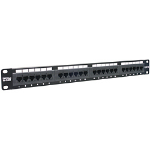 Trendnet 24-port Cat6 Unshielded Patch Panel patch panel