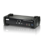 Aten CS1922 Black KVM switch