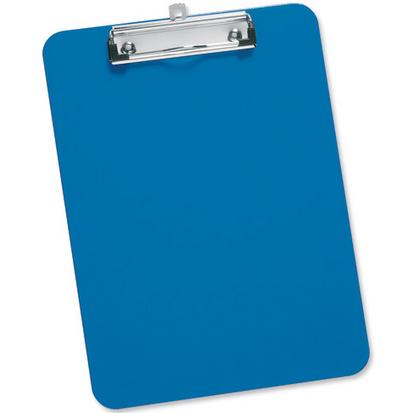 Rapesco VSTCB0L3 clipboard Blue Plastic