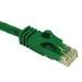 C2G 7m Cat6 Patch Cable cable de red Verde