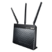 ASUS (DSL-AC68U) 1900Mbps (600+1300) Wireless Dual Band GB VDSL2/ADSL2+ Modem Router, USB 3.0