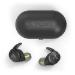 JayBird RUN XT Auriculares Dentro de oído Negro, Amarillo