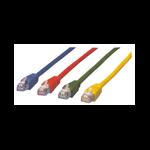 MCL Cable RJ45 Cat5E 10.0 m Yellow cable de red 10 m Amarillo