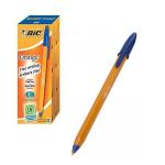BIC Orange Fine Blue Stick ballpoint pen 20 pc(s)