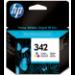 HP 342 Original Cian, Magenta, Amarillo 1 pieza(s)