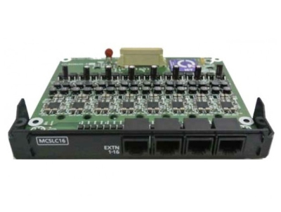 Panasonic KX-NS5174X Private Branch Exchange (PBX) system accessory Extension card