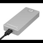 Sabrent EC-T3NS storage drive enclosure SSD enclosure Gray M.2