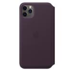 "Apple MX092ZM/A?ES funda para teléfono móvil 16,5 cm (6.5"") Folio Berenjena"