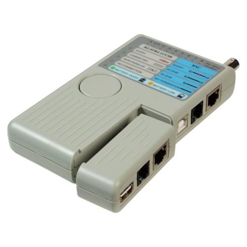 Videk Universal System Cable Tester Grey
