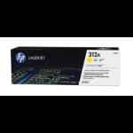 HP 312A Origineel Geel 1 stuk(s)