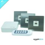 EnerGenie Mi|Home Smart Steel Switch Bundle