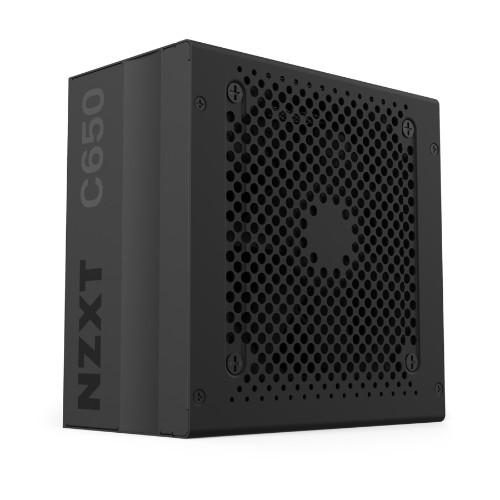 NZXT NP-C650M-UK power supply unit 650 W 24-pin ATX ATX Black