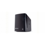 Buffalo DriveStation HD-WLU3 disk array 16 TB Desktop Zwart