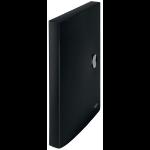 Leitz 46230095 folder Polypropylene (PP) Black A4
