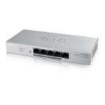 ZyXEL GS1200-5HP Managed Gigabit Ethernet (10/100/1000) Power over Ethernet (PoE) Grey