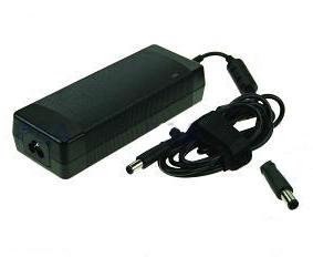 HP 463953-001 power adapter/inverter indoor 120 W Black