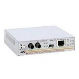 Allied Telesis 100BaseTX to 100BaseFX/ST (MM) (2km) Media Converter