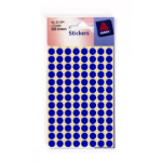 Avery Coloured Labels in Packets self-adhesive label