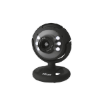 Trust Spotlight Webcam 640 x 480pixels USB 2.0 Black webcam