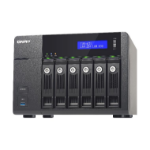 QNAP TVS-671-I3-4G/60TB-IW PRO 6 Bay NAS