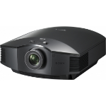 Sony VPL-HW65ES/B Projector - Full-HD 1080p - SXRD - 1800 Lumens - 3D-ready - 3 Year Warranty!