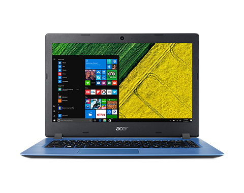 "Acer Aspire 1 A114-31-C2FP Blue Notebook 35.6 cm (14"") 1366 x 768 pixels Intel® Celeron® 4 GB DDR3L-SDRAM 32 GB Flash Windows 10 Home S"