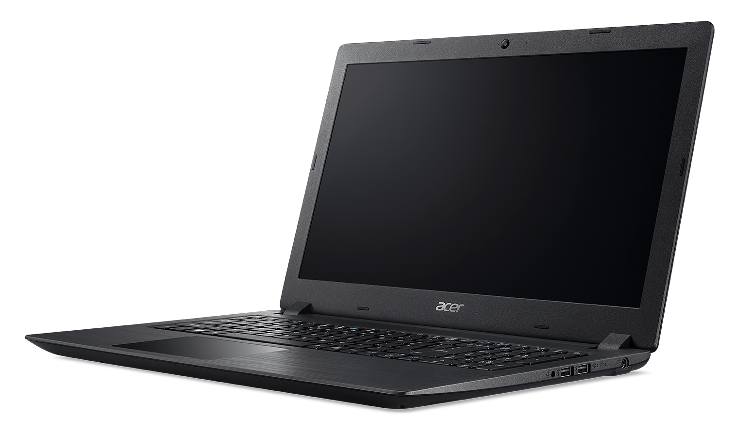 "Acer Aspire A315-51-58QE 2.5GHz i5-7200U 15.6"" 1366 x 768pixels Black Notebook"