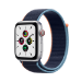 Apple Watch SE OLED 44 mm Plata 4G GPS (satélite)