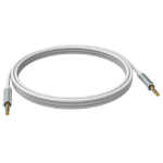Vision TC 5M3.5MMP cable de audio 5 m 3,5mm Blanco