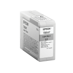 Epson C13T850700 (T8507) Ink cartridge bright black, 80ml