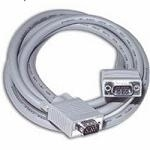 C2G 2m Monitor HD15 M/M cable VGA cable VGA (D-Sub) Grey