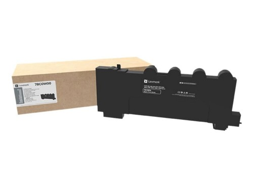 Lexmark 78C0W00 Toner waste box, 25K pages