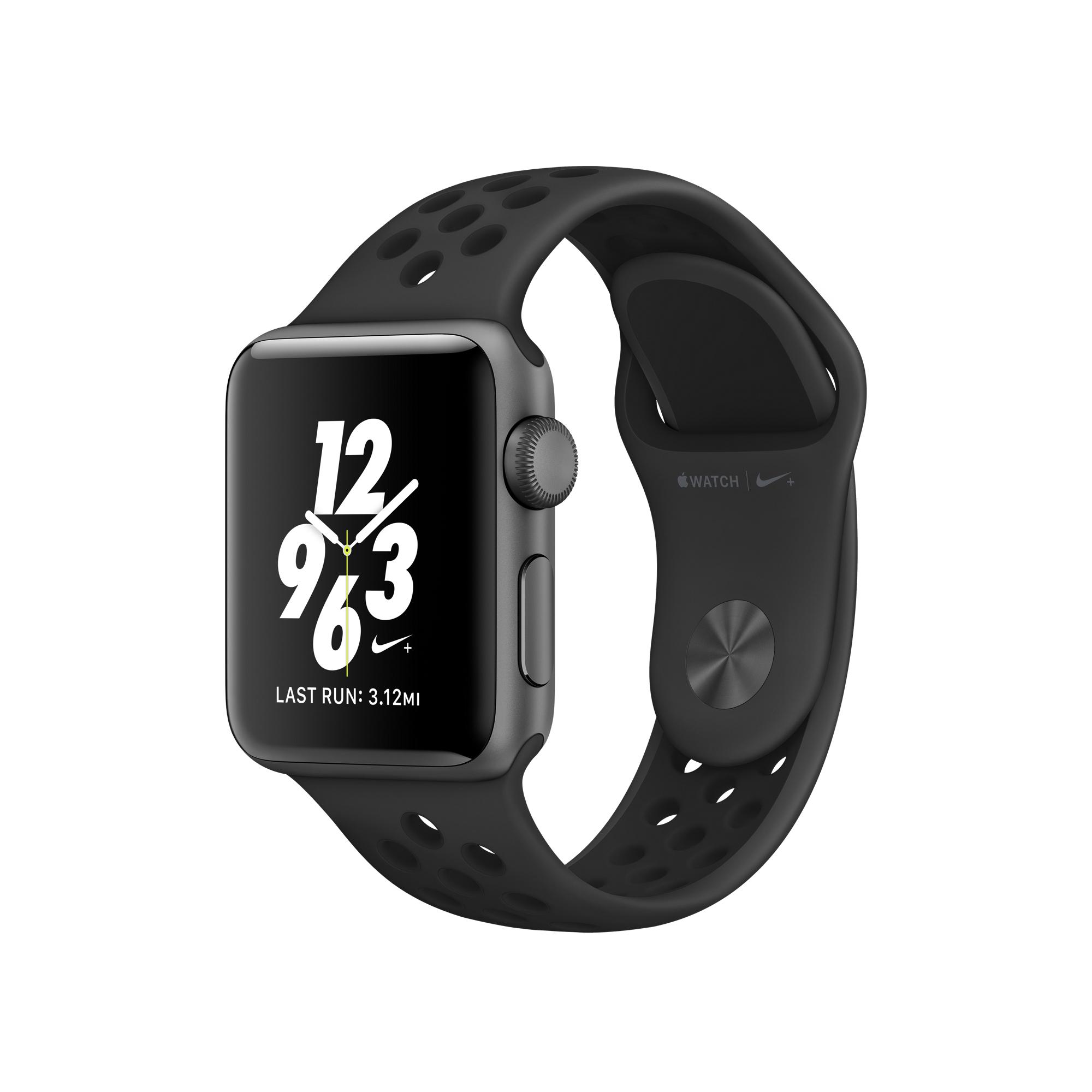 Apple Watch Nike+ OLED 28.2g Grey smartwatch