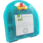 Q-CONNECT Q CONNECT 20 PERSON FIRST AID KIT